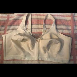 Lane Bryant Cacique cotton bra 48 DDD